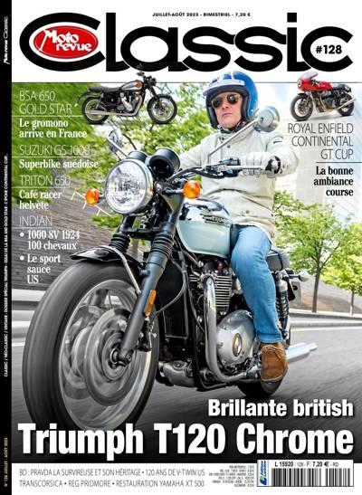 Abonnement Moto Revue Classic
