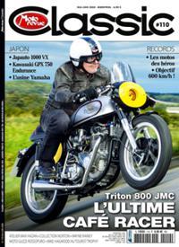 Moto Revue Classic N° 110