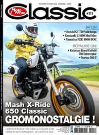 Moto Revue Classic N° 111