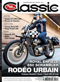 Moto Revue Classic N° 112