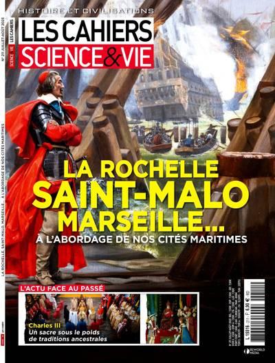Abonnement Les cahiers de Science et Vie