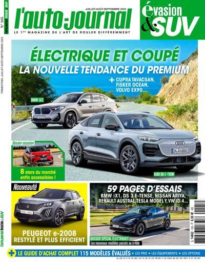 Abonnement Auto Journal 4x4