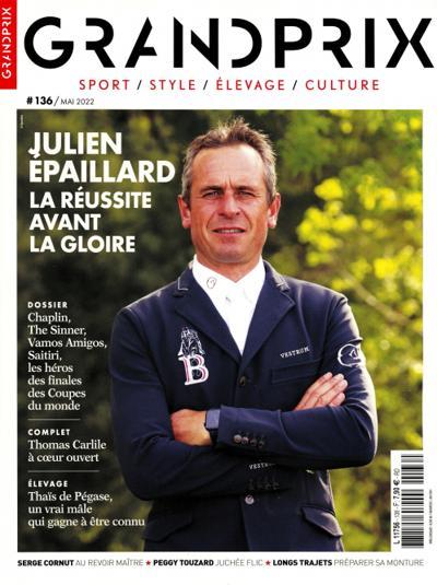 Abonnement Grand Prix Magazine