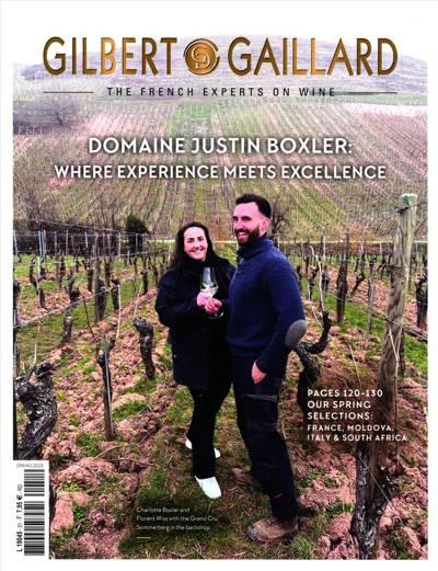 Gilbert et Gaillard Wine International (photo)