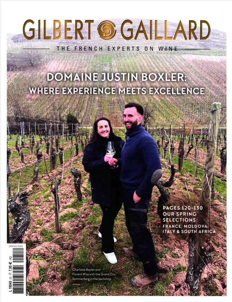 Gilbert et Gaillard Wine International