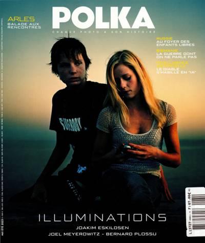 Abonnement magazine Polka Magazine