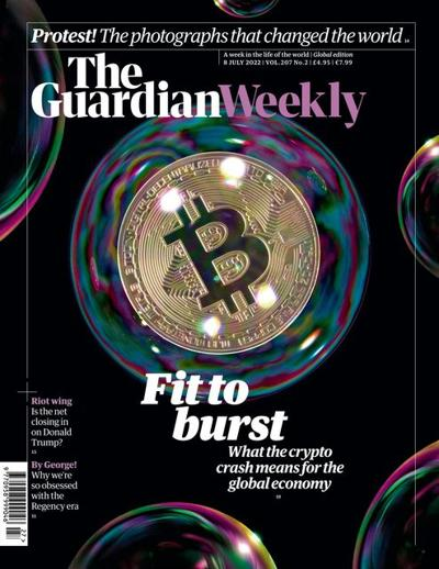 The Guardian Weekly - N°2008