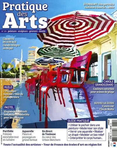 Abonnement magazine Pratique des Arts