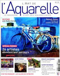 L'Art de l'Aquarelle N° 37