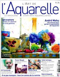 L'Art de l'Aquarelle N° 38