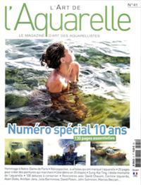 L'Art de l'Aquarelle N° 41