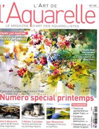 L'Art de l'Aquarelle N° 44