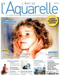 L'Art de l'Aquarelle N° 47