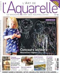 L'Art de l'Aquarelle N° 48