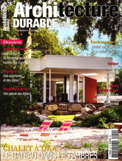 Abonnement magazine Architecture Durable