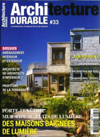 Architecture Durable N° 33