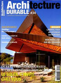 Architecture Durable N° 34
