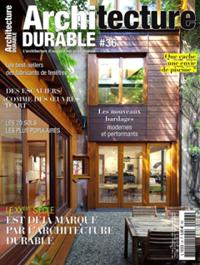Architecture Durable N° 36