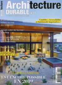 Architecture Durable N° 37