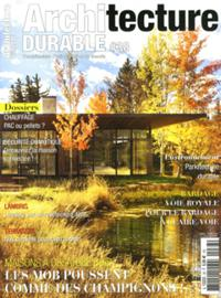 Architecture Durable N° 38