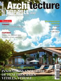 Architecture Durable N° 40