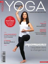 Esprit Yoga N° 58