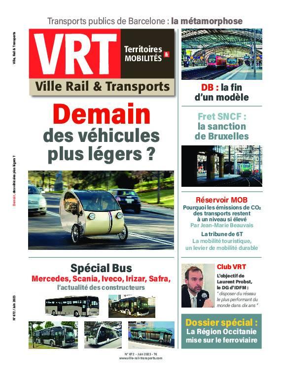 Ville Rail et Transport