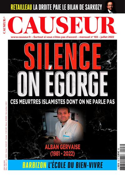 Causeur Magazine - N°80