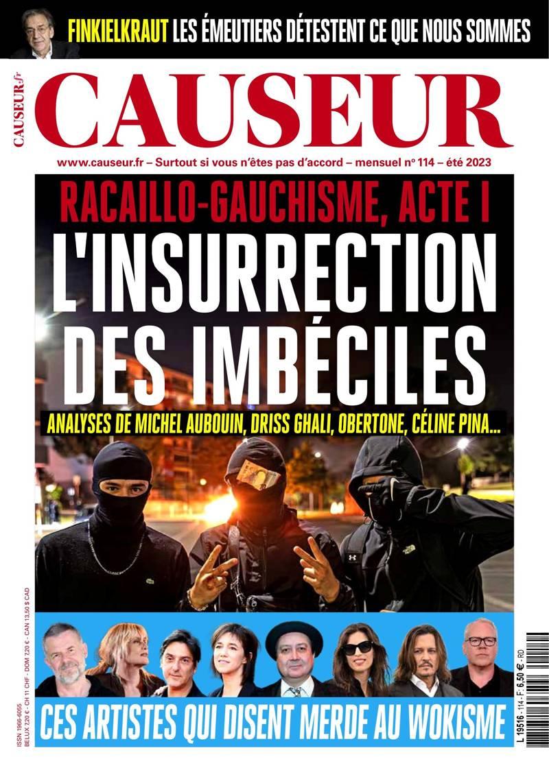 Causeur Magazine
