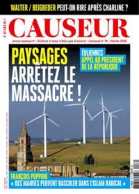 Causeur Magazine N° 76