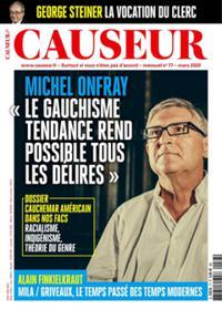 Causeur Magazine N° 77