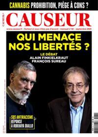Causeur Magazine N° 82