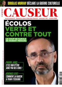 Causeur Magazine N° 83