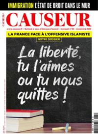 Causeur Magazine N° 84