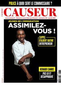 Causeur Magazine N° 86
