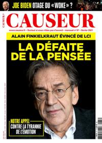 Causeur Magazine N° 87