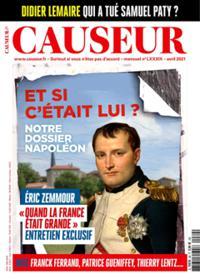 Causeur Magazine N° 89
