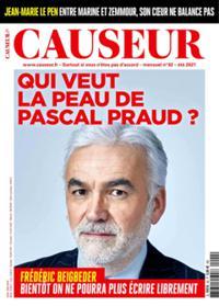 Causeur Magazine N° 92