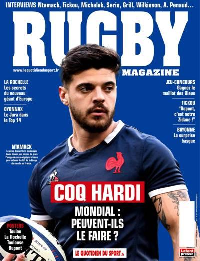 Rugby Magazine (photo)