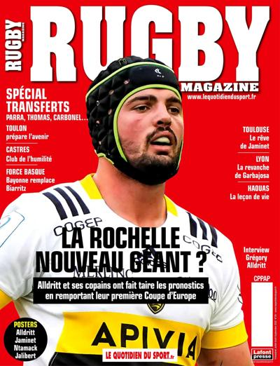 Rugby Magazine (photo)