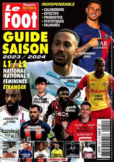 Abonnement magazine Le Foot Magazine