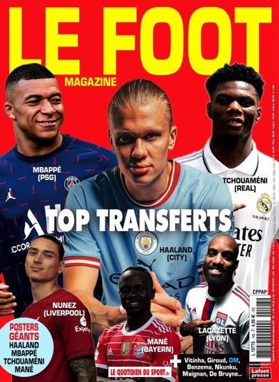 Le Foot Magazine (photo)