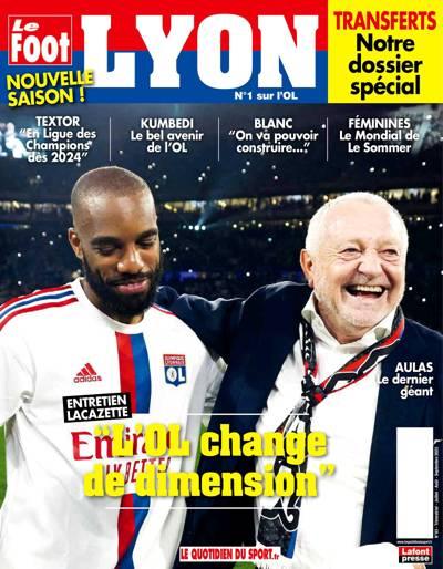 Abonnement magazine Le Foot Lyon