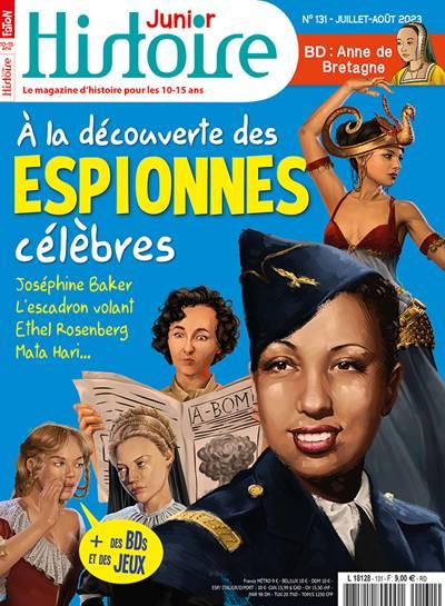 histoire junior cover