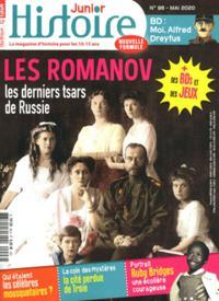Histoire Junior N° 96