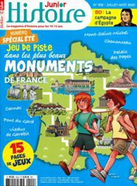 Histoire Junior N° 109