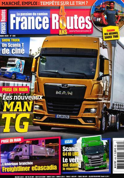 Abonnement France Routes