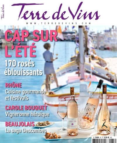 Abonnement magazine Terre de Vins
