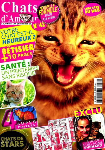 Chats d'Amour - N°66
