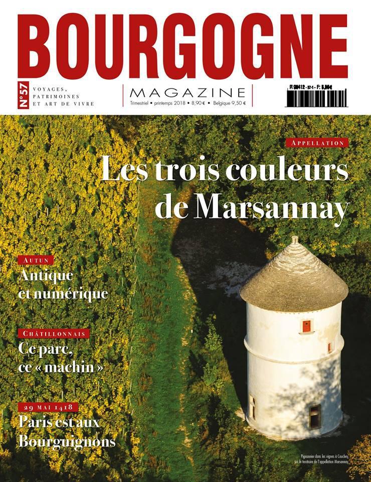 Art de vivre en Bourgogne